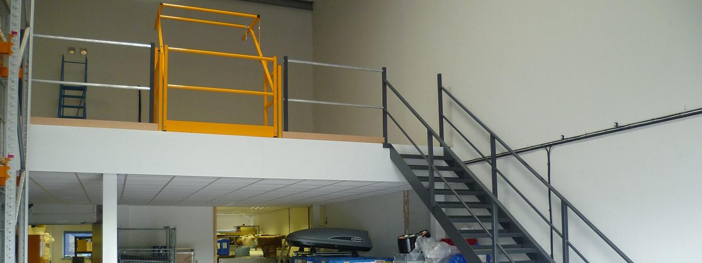 Mezzanine Floor Price Guide | Storage Designs